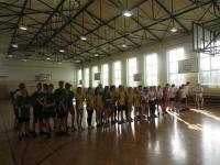 Mistrzostwa Gminy w Koszykówce
