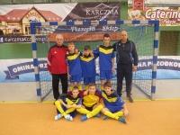 Dobry występ juniorów GTS Czarna Dąbrówka w Przodkowie