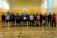 Mistrzostwa Gminy Czarna Dąbrówka w Piłce Siatkowej Seniorów