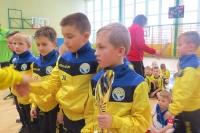 Udany występ juniorów GTS w Studzienicach
