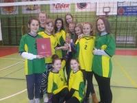 Powiatowe Mistrzostwa w Minisiatkówce Dziewcząt