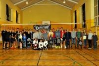 Mistrzostwa Gminy Seniorów w Piłce Siatkowej